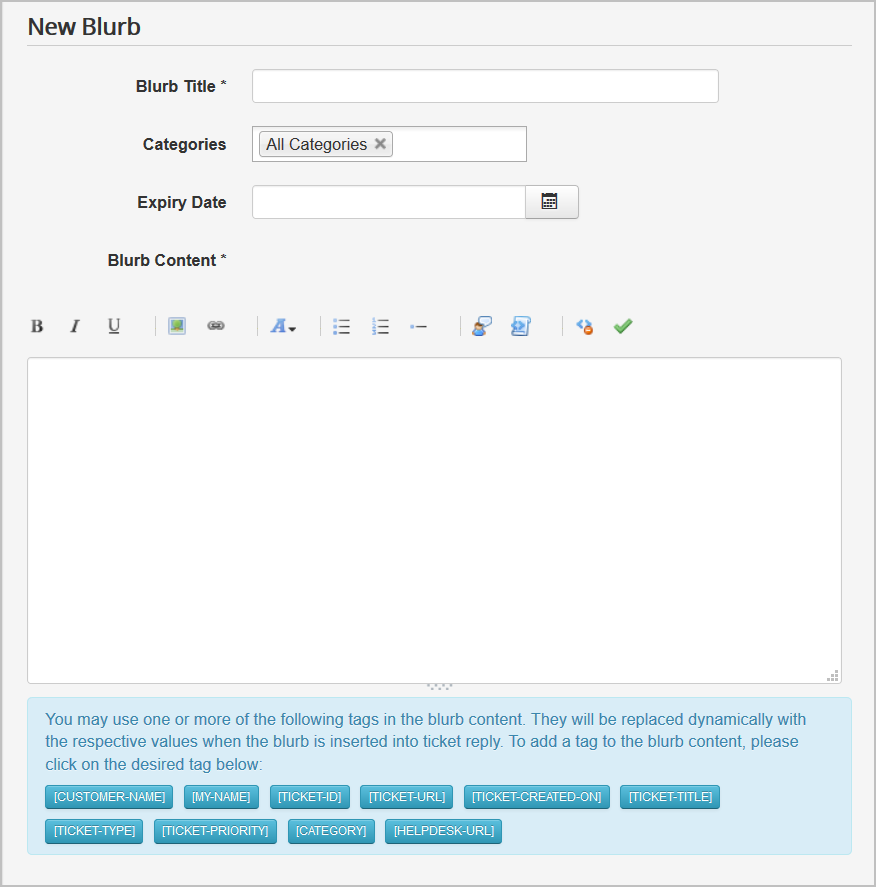 blurb-new JV-HelpDesk Pro v2.4 - New Feature - Canned Responses for Staff